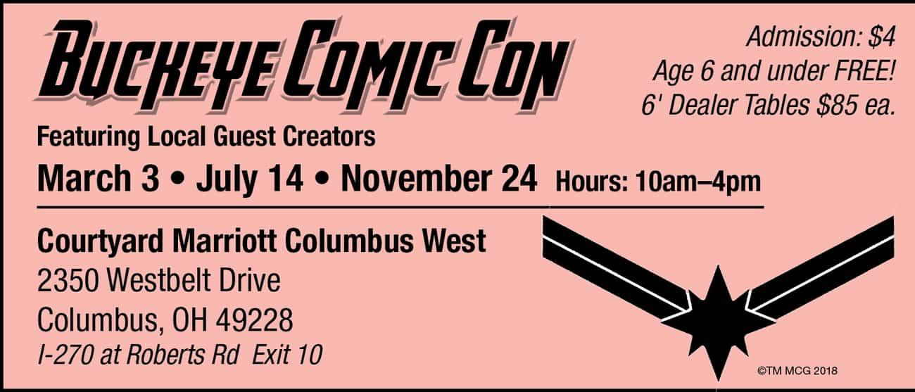 Buckeye Comic Con