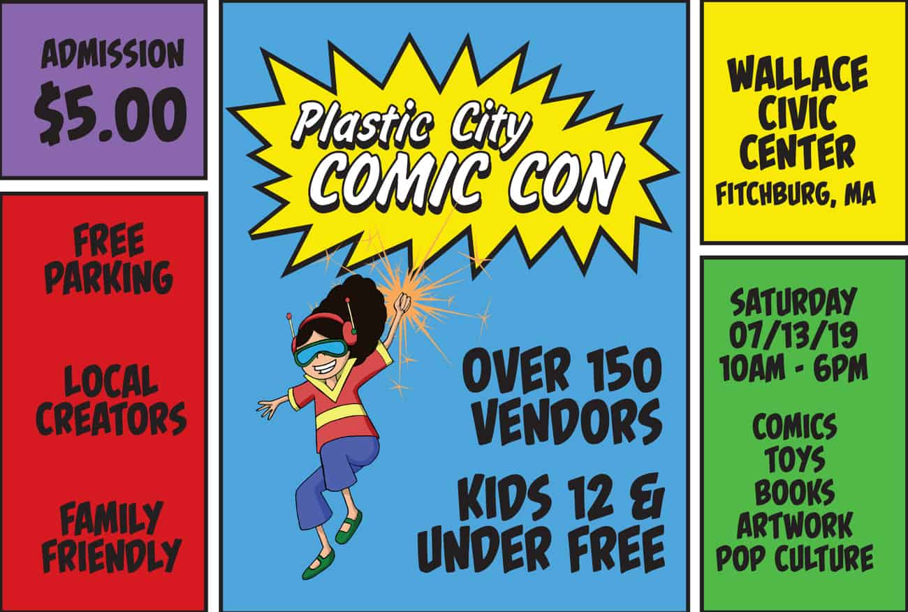 Plastic City Flyer