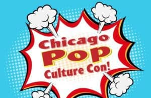 Chicago Pop Con Logo