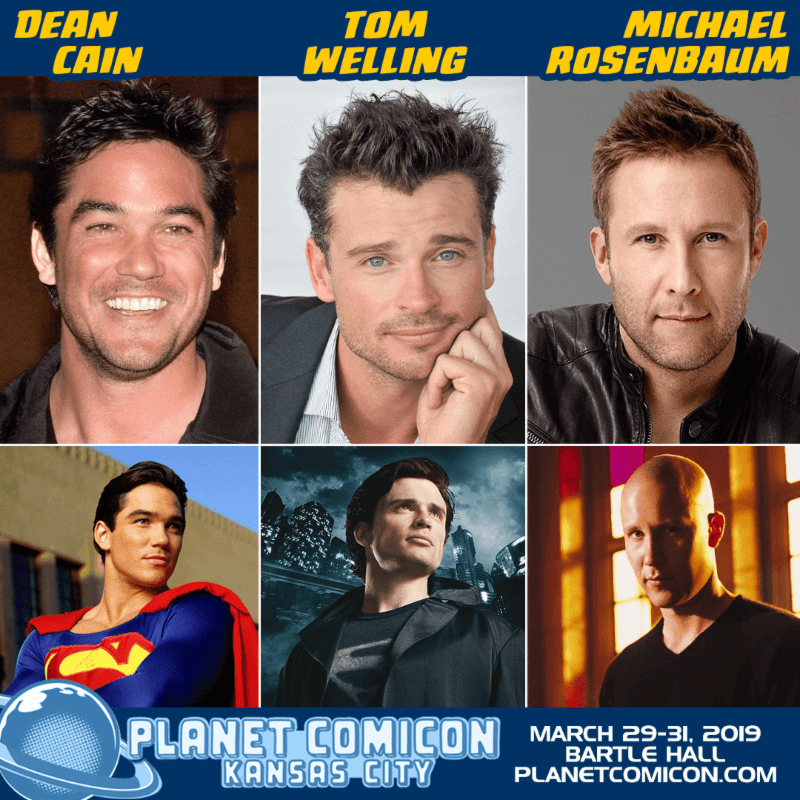 Free Comic Book Day Kansas City: A Double Dose Of Superman Is Coming To Planet Comicon