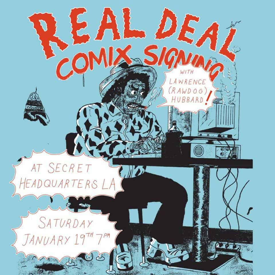 Free Comic Book Day Germany: CA - Real Deal Comix Signing