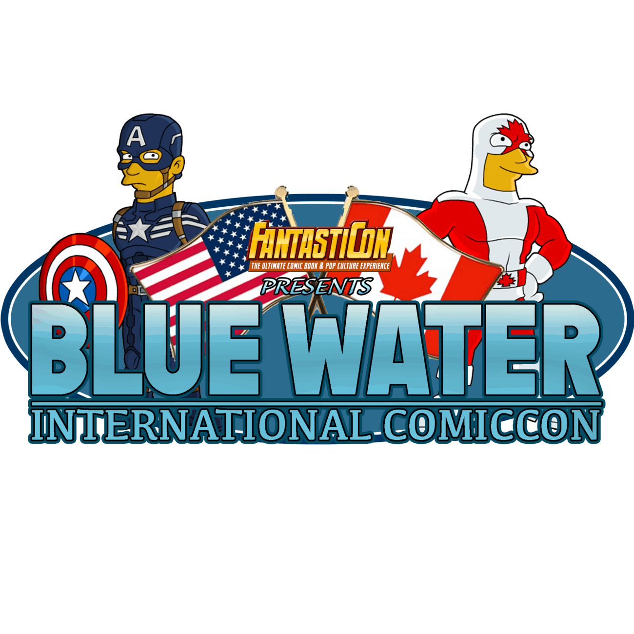 Bluewater International Comic Con