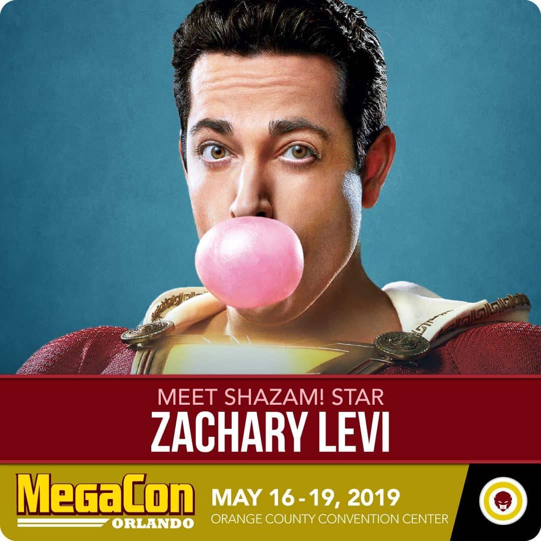 Is Free Comic Book Day Worth It Reddit: Shazam! At MegaCon!