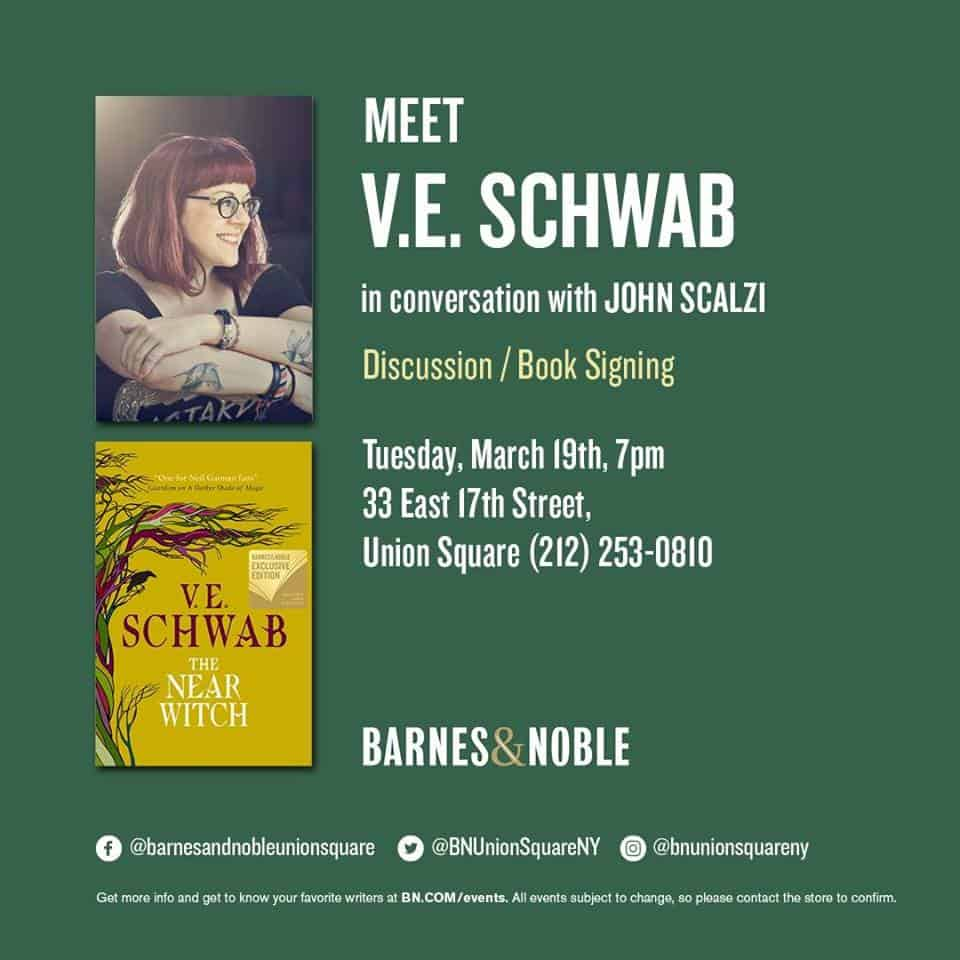 NYC - The Near Witch Signing | Convention Scene