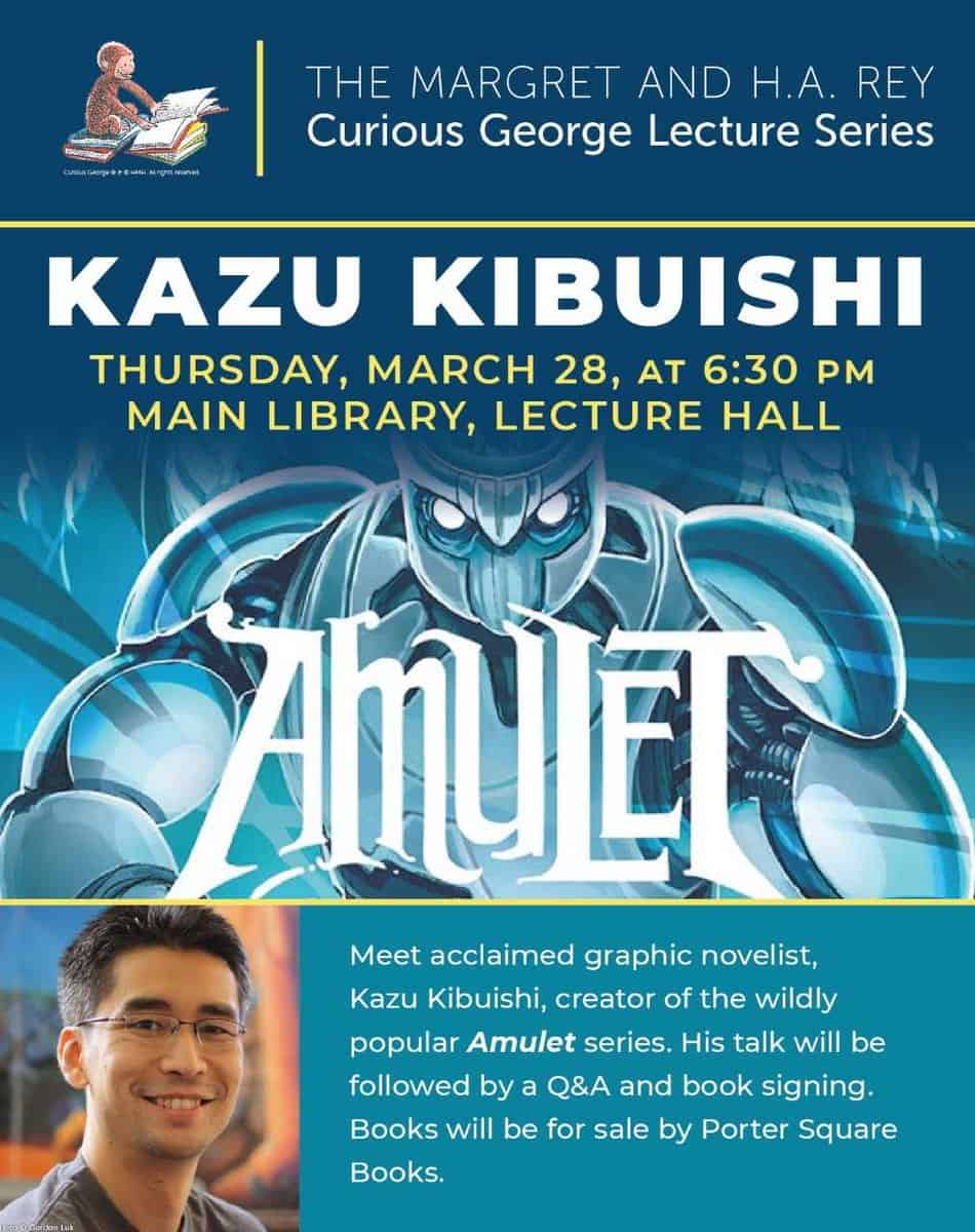 Kazu Kibuishi Books