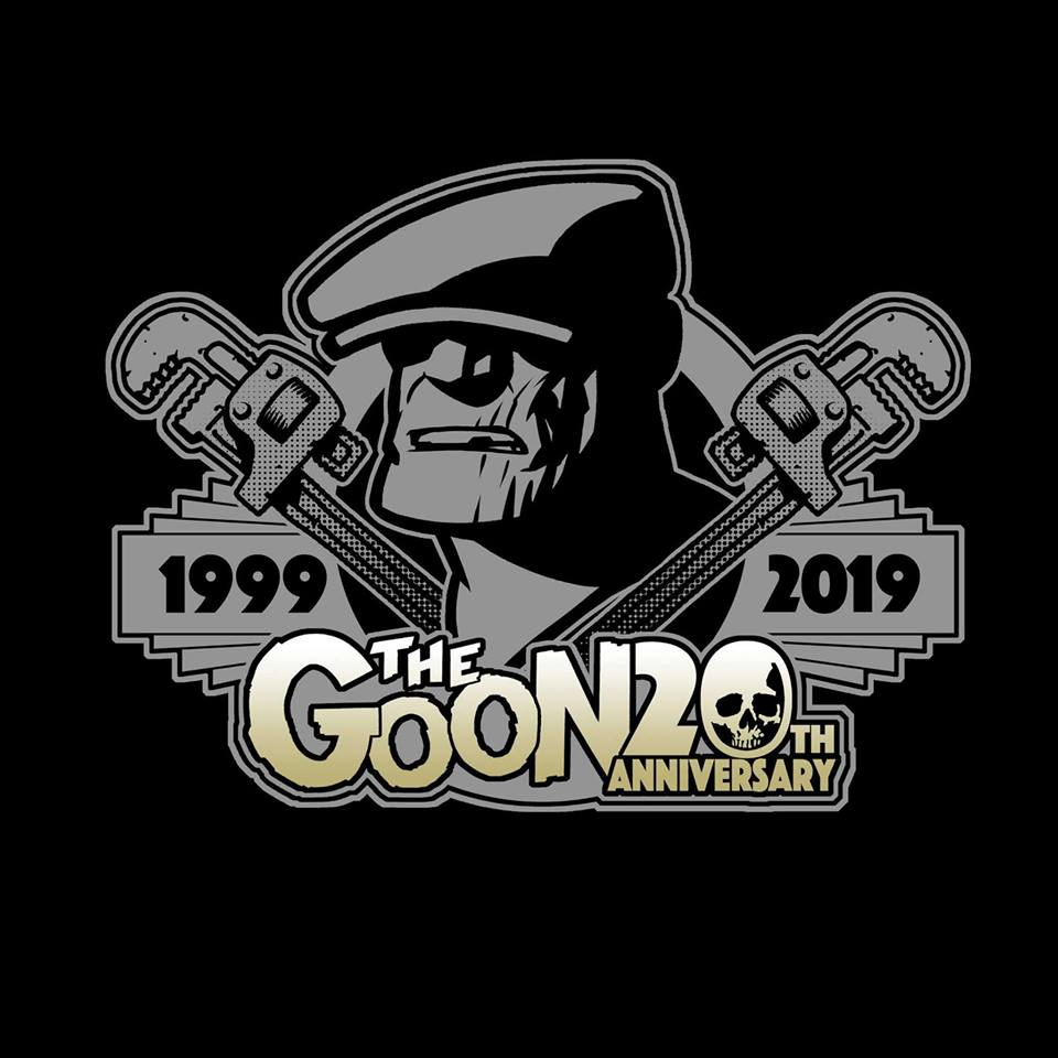 Free Comic Book Day Germany: TX - The Goon 20th Anniversary Signing