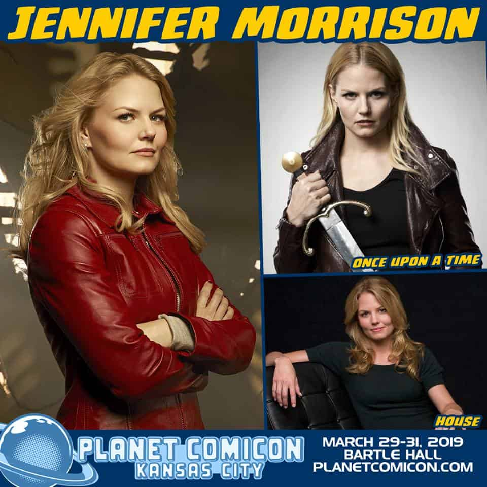 Free Comic Book Day New York City: Jennifer Morrison Appears At Planet Comicon 2019