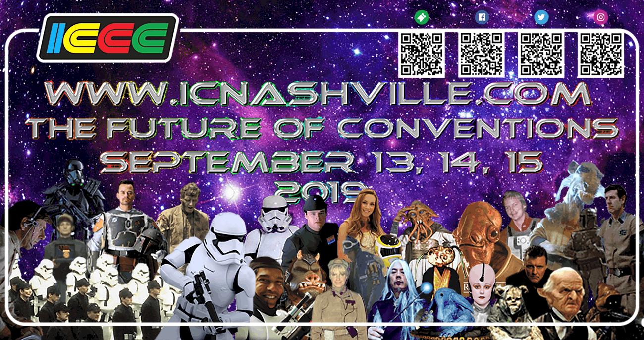 iCCCon 2019 Flyer