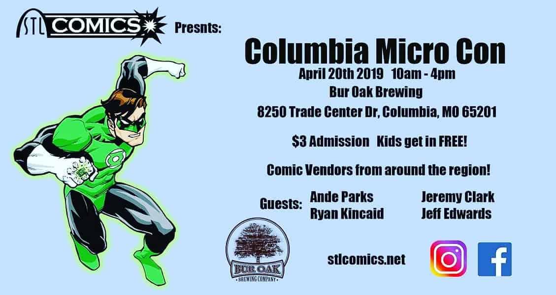 Columbia Micro Con