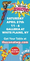 White Plains ComicFest