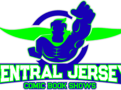 Central Jersey Comic Book