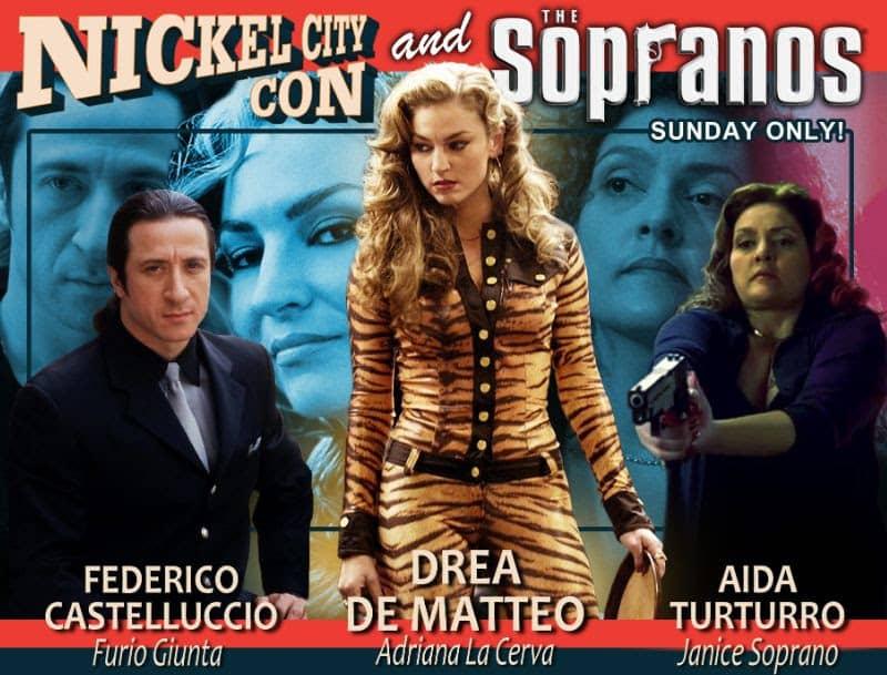Nickel City Con 2019 Welcomes Sopranos Stars