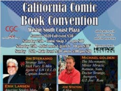 California Comic Book Convention