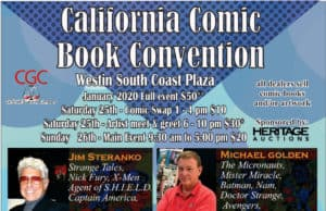 California Comic Book Convention