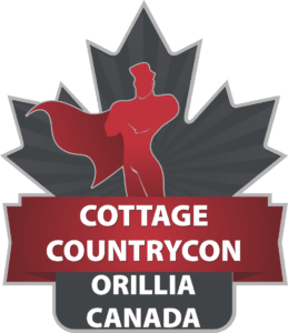 Cottage CountryCon logo