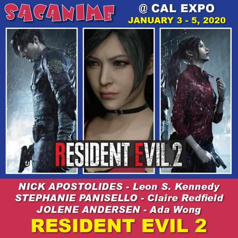 Resident evil 2 2020
