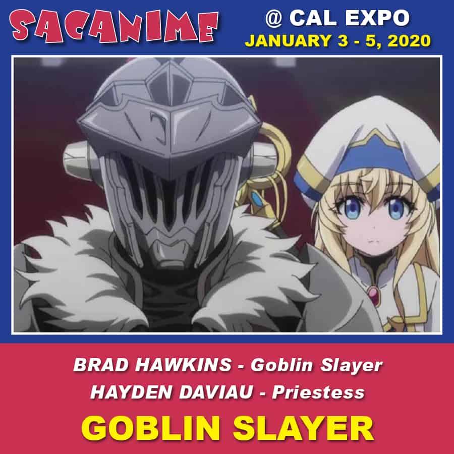 Goblin Slayer Stars Appear At SacAnime 2019