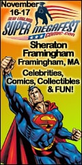 New England Super Megafest Comic-Con