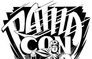 Ratha Con : Athens Pop Culture Convention