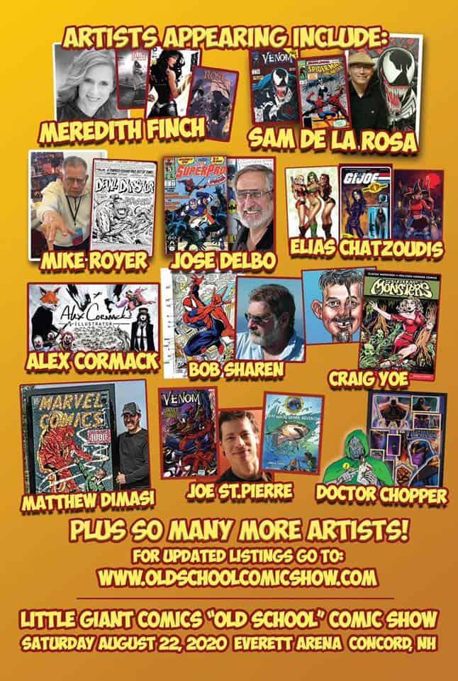 Little Giant Comics
