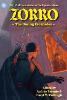 Zorro Daring Escapades Cover