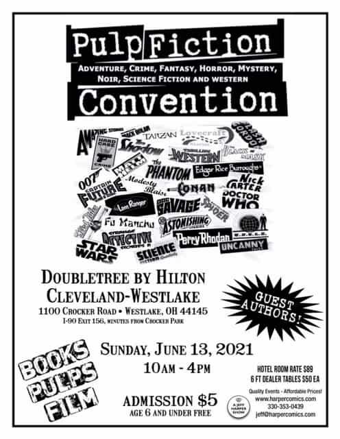 Pulp Fiction Convention