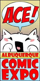 Albuquerque Comic Expo Logo