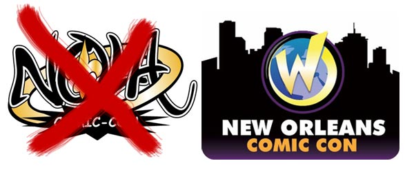 NOLA Comic-Con becomes part of the Wizard World New England Comic Con