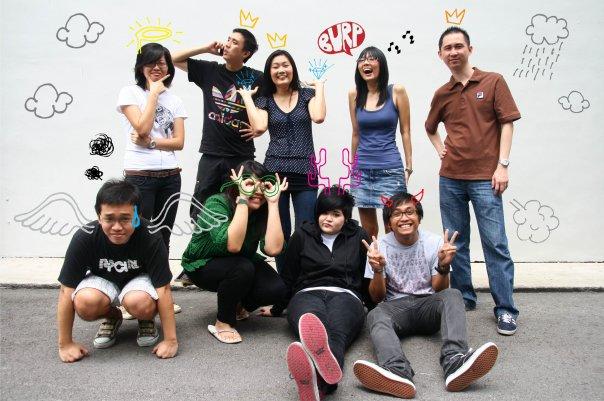 STGCC team