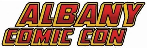 Albany Comic Con logo