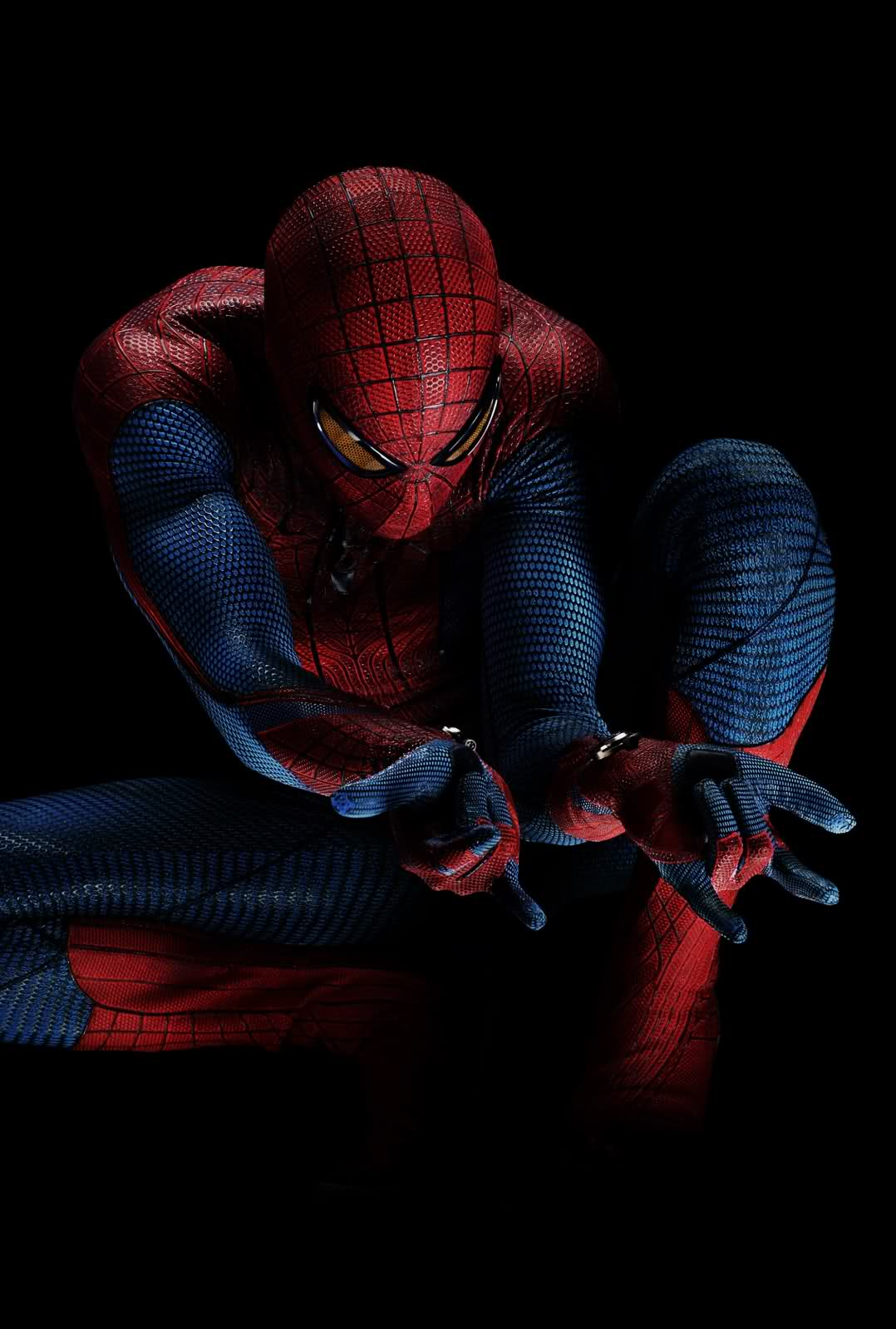 Amazing Spider-Man movie face of the fan contest
