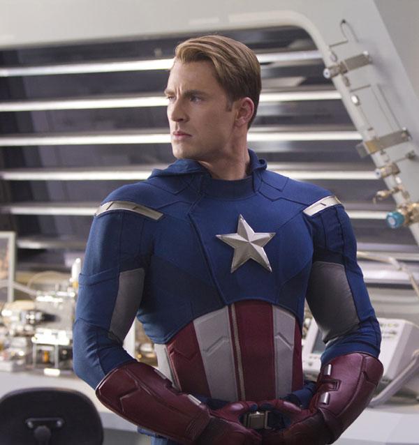 Chris Evans Avengers