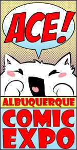 Albuquerque Comic Expo Logo