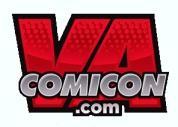 VA Comicon logo