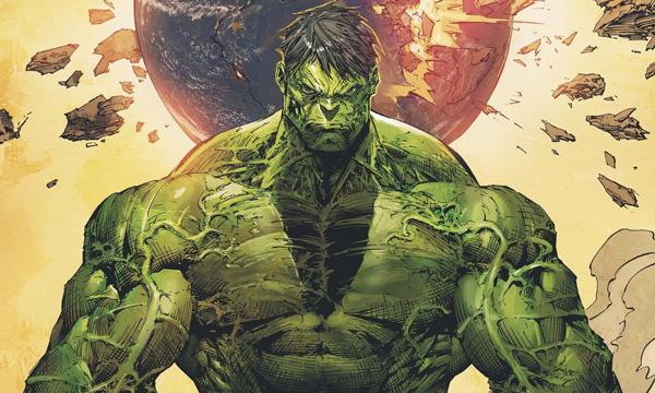 Silvestri Hulk