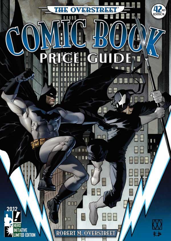 Overstreet Batman Grendel
