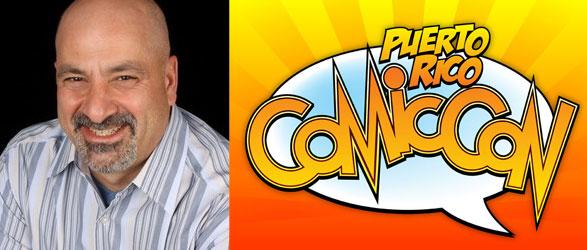 Dan DiDio Puerto Rico Comic Con