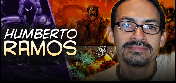 Humberto Ramos Wizard World