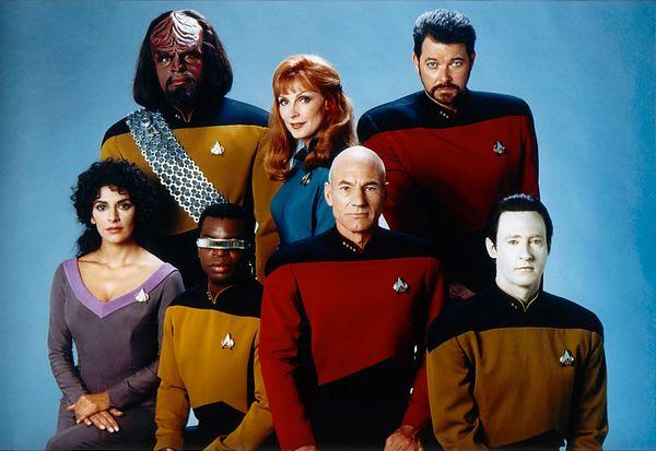 Star Trek TNG Cast