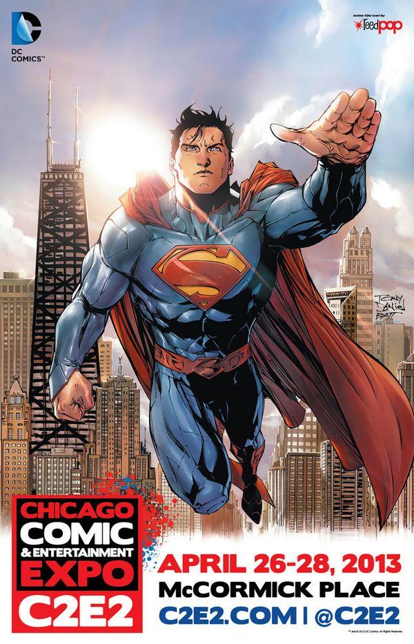 Superman C2E2