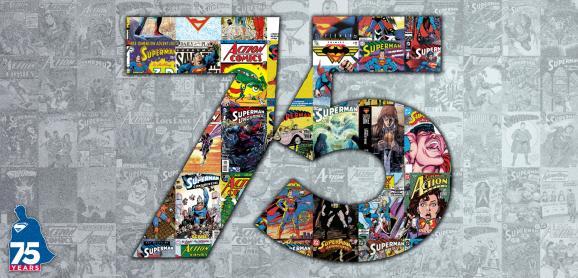 Superman 75 SDCC