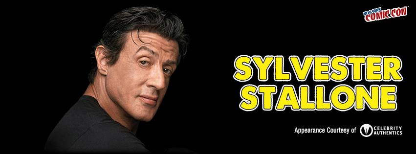 Stallone NYCC