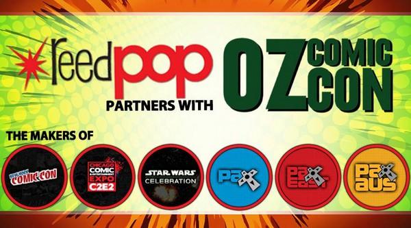 ReedPOP Oz Comic-Con