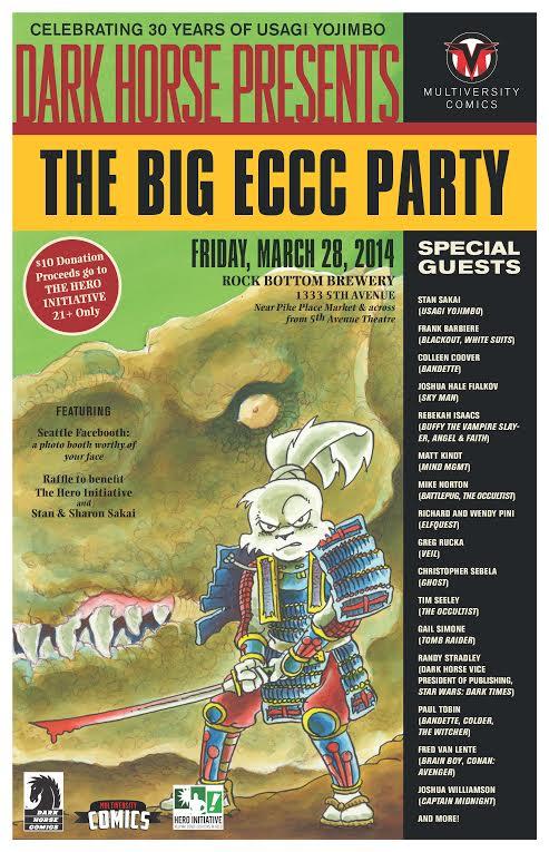 The Big ECC Party