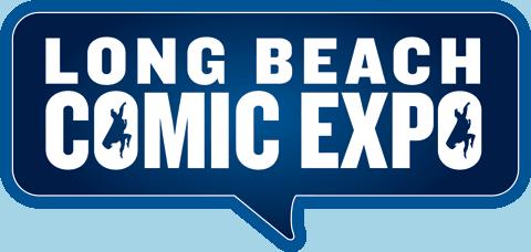 Long Beach Comic Expo logo