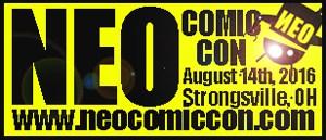 NEO Comic Con Logo