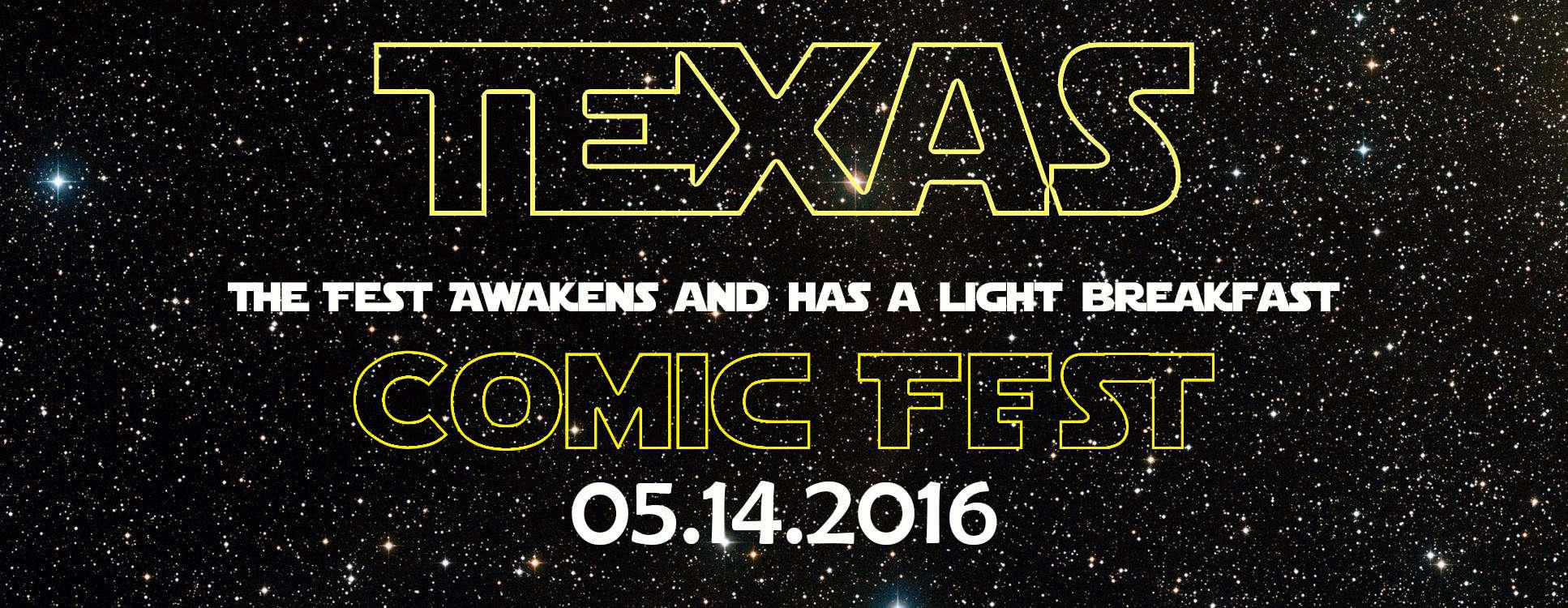Texas Comic Fest
