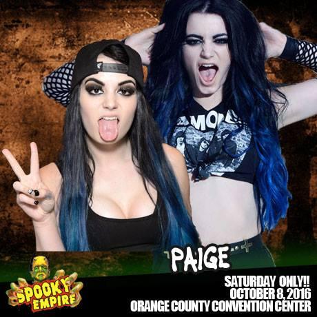 Paige Spooky Empire