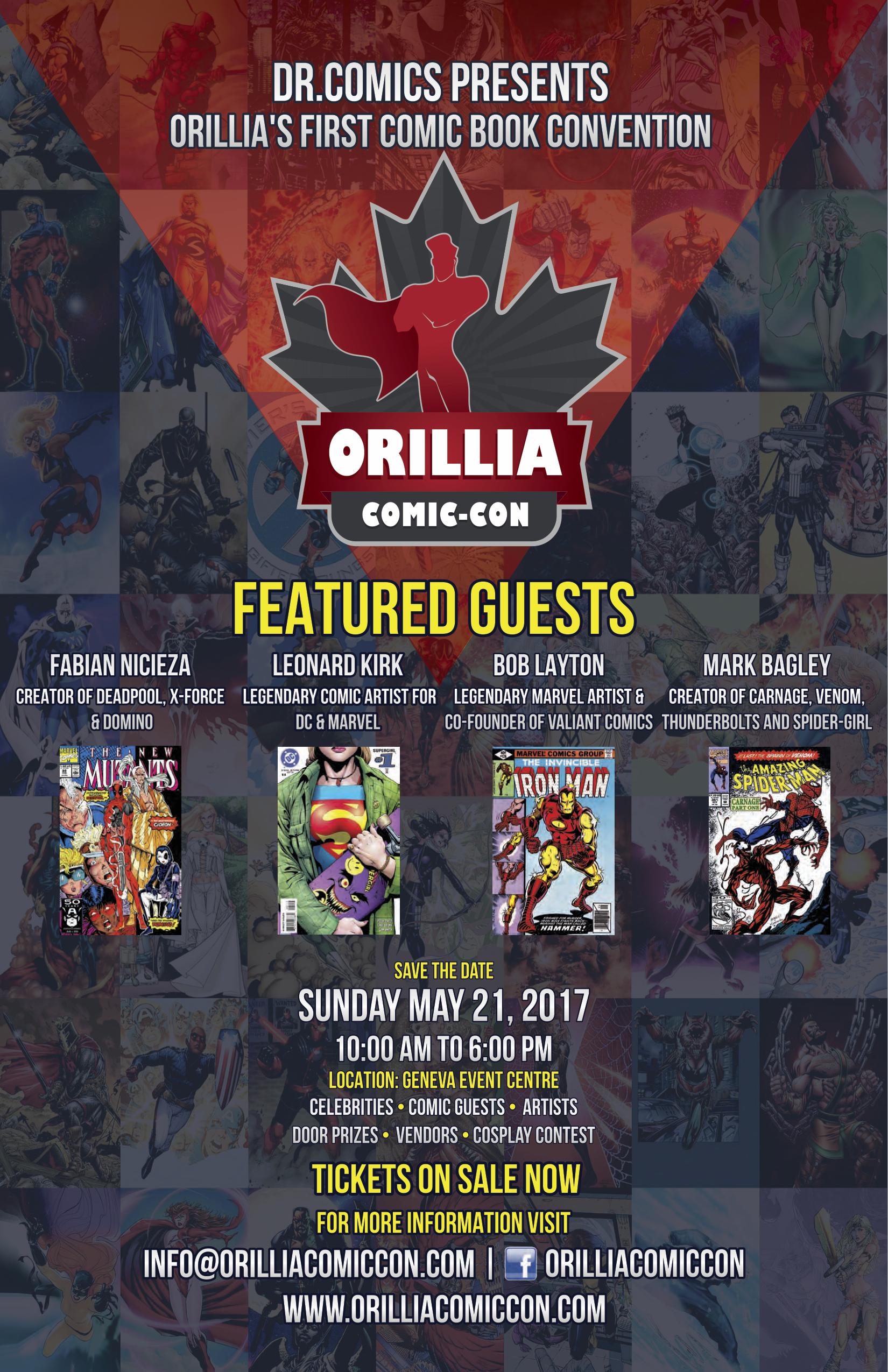 Orillia poster