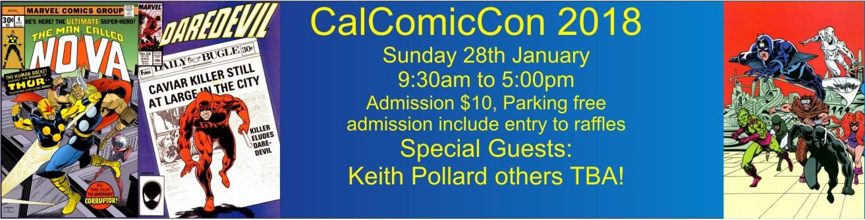 CalComicCon